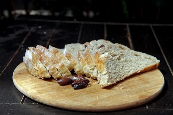 Pão da La Boulangerie  ( Ana Rayssa/Esp.CB/D.A Press)