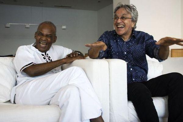 Caetano Veloso é um dos que rasgam elogios a Antonio Pitanga  (Matheus Brant/Divulgação)