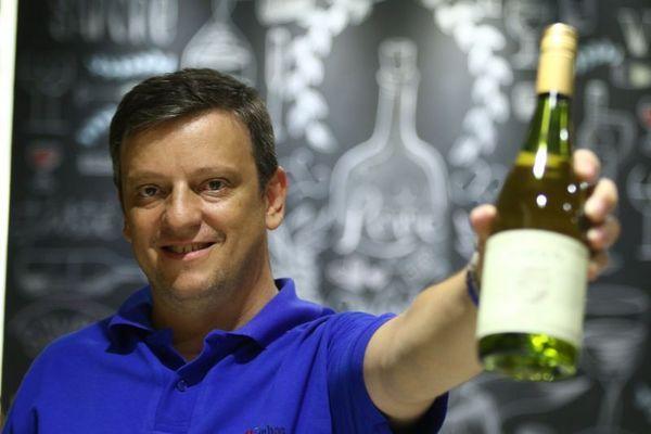 Marcos Rachelle: uvas brancas pouco conhecidas rendem ótimas combinações para a Páscoa  (Luis Nova/Esp. CB/D.A Press)
