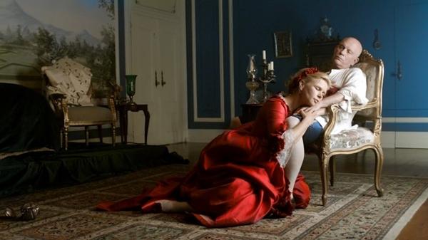 Linguagem de 'Variações de Casanova' flerta com a ópera  (Reprodução/Internet)