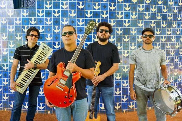 Tex Quarteto faz show de pré-lançamento do disco Todas as línguas (Fred Braziliense/Divulgação)