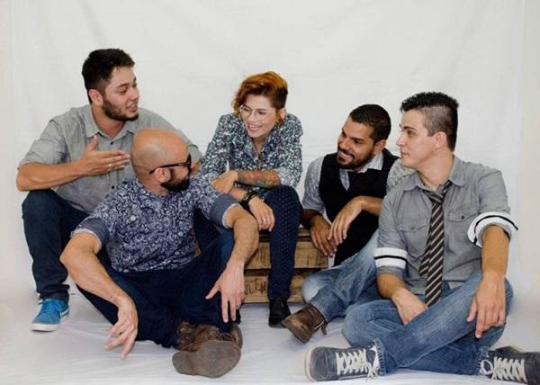 Banda 'Raízes do Sertão' é uma das que agitam a capital neste aniversário (Zagne Produções e Eventos/Divulgação)