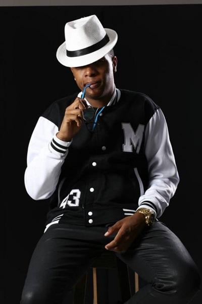 MC Delano estará na Bamboa Brasil amanhã (29/04) (Objetiva Comunicação/CB/D.A Press)
