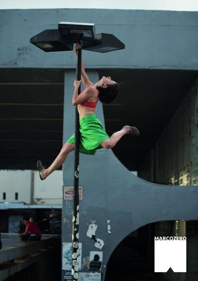 Monumentos servem como palco para espetáculos do festival 'Marco Zero'  (Thiago Sabino/Divulgacao)