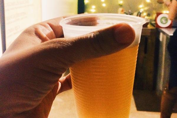 Cerveja artesanal de verdade: saiba como fazer a própria breja e com o que harmonizá-la em dois cursos que acontecem este mês  (Rebeca Oliveira/C.B/D.A Press)