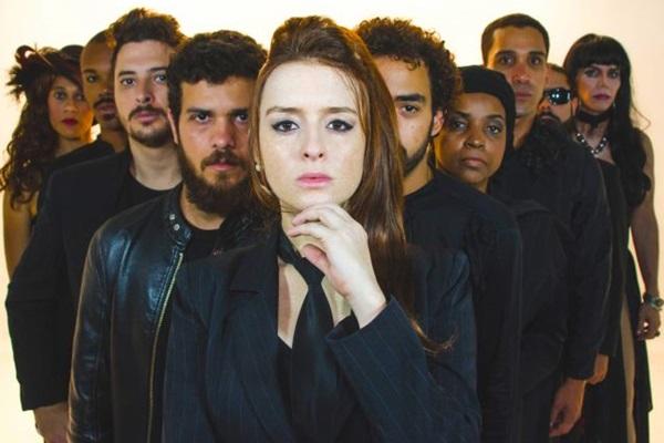 a peça é baseada no livro 'O comprador de mentiras', de Evaldo Feitosa (Anderson Freitas/Divulgação)