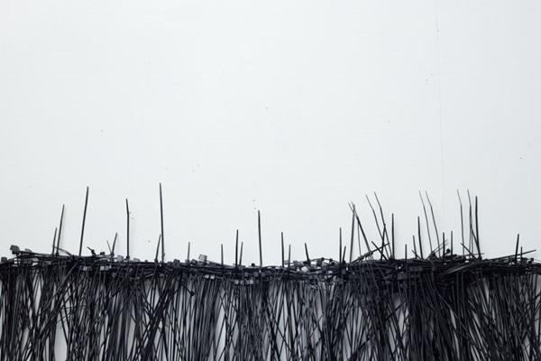 'Quadrante para terra firme', de Cecília Mori, é uma das obras presentes na mostra (Cecilia Mori/Divulgacao)