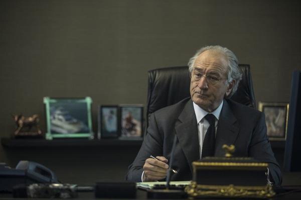 Robert de Niro vive Bernie Madoff na produção da HBO (HBO/Divulgação)