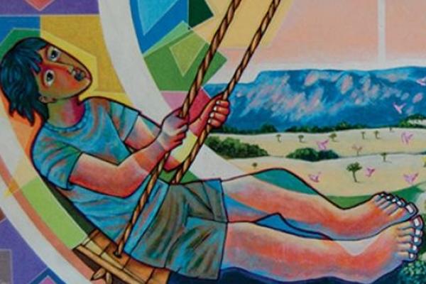O Planalto Central é inspiração para a mostra 'Cerrado goiano' (Reprodução/Divulgação)