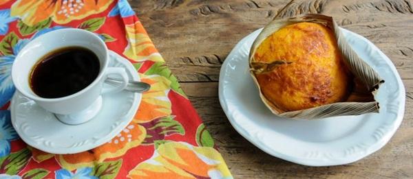 Em junho, tem café e pamonha todos os dias no Ernesto (Barbara Cabral/Esp. CB/D.A Press)
