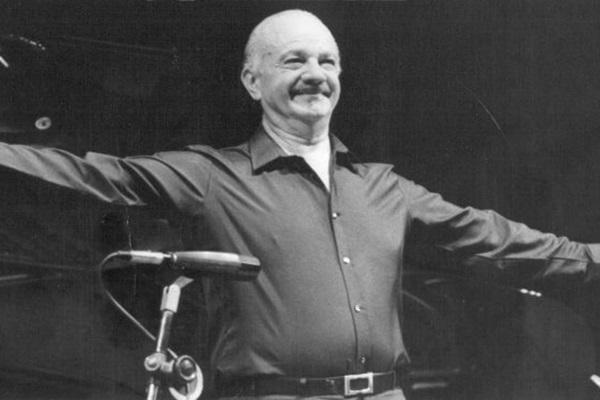 O músico Astor Piazzolla completa 25 anos de falecimento neste ano (Milla Petrillo/CB/D.A Press)