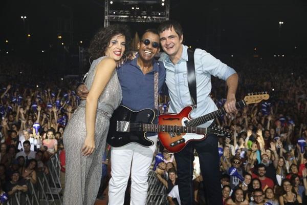 Nivea Viva celebra a obra de Jorge Ben Jor com a participação especial de outros músicos (Felipe Panfil/Divulgacao )