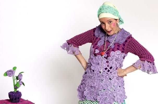 Filó saiu do interior e trocou os trajes de doméstica pelos de empresária (Credito: Andreia Machado/Divulgacao.)