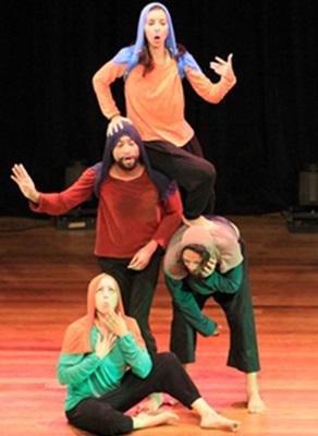 A cia. Celeiro das Antas leva a comicidade do texto de Shakespeare ao público de todas as idades (Marcela Regina/Divulgacao)