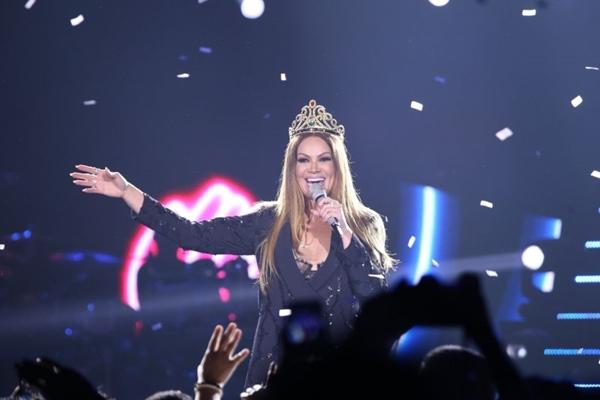A cantora se apresenta no festa junina do Country Clube no dia 16 de junho (Fred Pontes e Kleber Galvão/Divulgação)