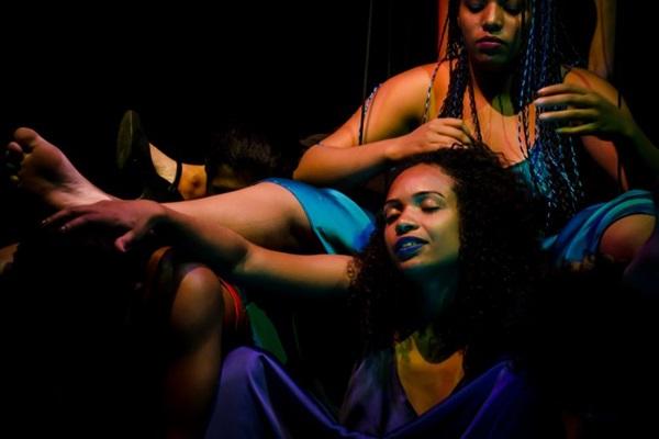 O espetáculo acontece na Funarte (Irene Egler/Divulgação)