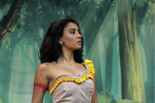Pocahontas vai se ver dividida entre o amor e a família (Gabriel Neves/Divulgacao)