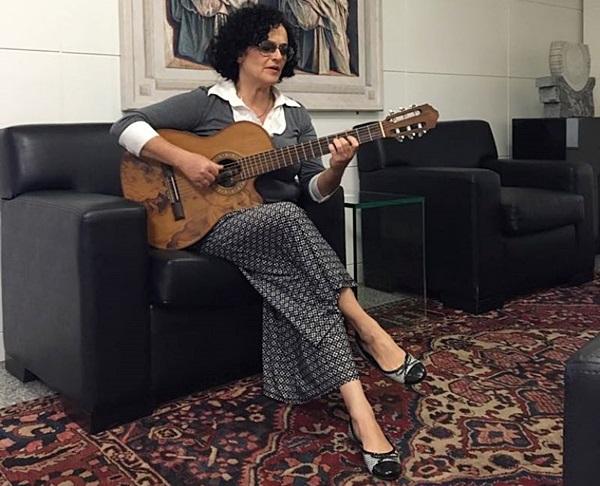 Luciana Luppy: a música brasileira é nosso melhor produto de exportação (Arquivo Pessoal/Divulgação)