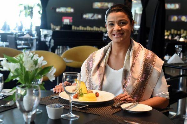 'O amor nunca sai de moda', defende Marianna Ramalho, do Brasília Palace Hotel (Antonio Cunha/CB/D.A Press)
