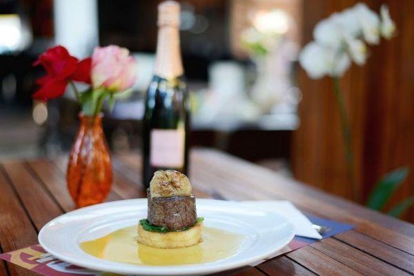 Vieiras, lagostim e foie gras são alguns dos ingredientes escolhidos para o menu no Mercadito (Andre Violatti/ Divulgação)