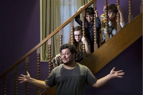 Um tio quase perfeito pretende divertir a família inteira (Reprodução/Internet)