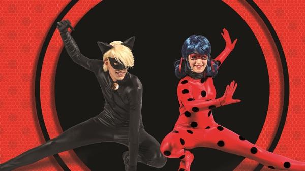 Cat Noir e LadyBug vão enfrentar um monstro de pedra para salvar Paris  (Paky Producoes/Divulgacao)