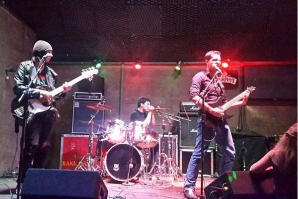 Os meninos do Subinstante prometem muito rock na veia (Arquivo Pessoal/Divulgação)