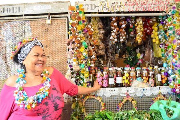 Dona Onete: 'Com a música, ganhei o Brasil e o mundo' (Naiana Gaby/Divulgação)