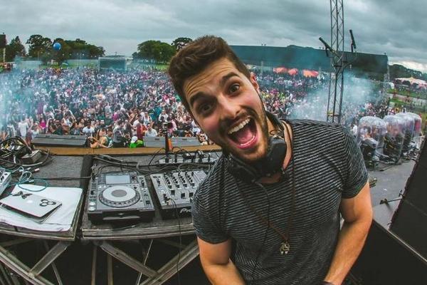 DJ Alok é atração confirmada no projeto Na praia (Divulgação)