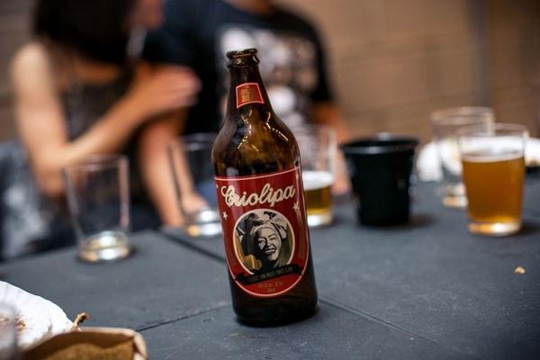 As cervejas artesanais da Criolina Cervejaria agregam mais qualidade ao bar do Galpão (Reprodução Instagram)