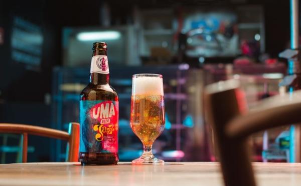 Cerveja Jazz, da Uma Beer, vem com QR Code que dá acesso à playlist do gênero (Uma Beer/Divulgacao)