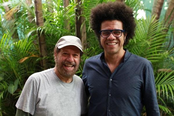 Hamilton de Holanda e João Bosco têm escolas diferentes, mas são unidos pelo jazz (Flora Pimentel/Divulgação)