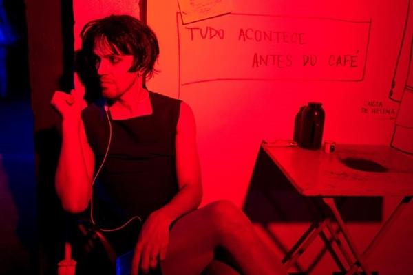 A performance é um dos símbolos do Tubo de Ensaios (Karina Santiago/Divulgação)