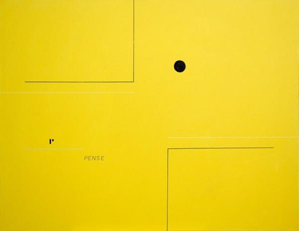 A geometria é uma marca forte no trabalho do baiano Almandrade (Reprodução/Divulgação)