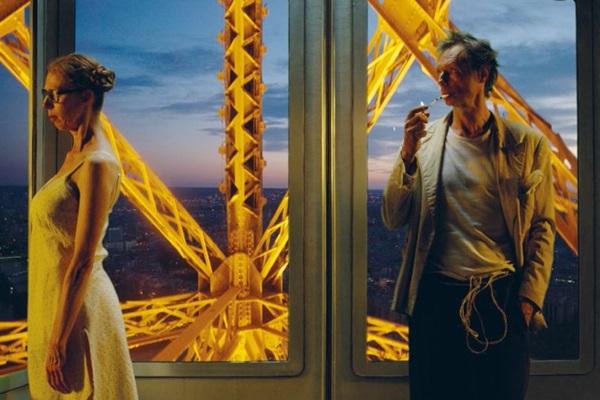 Perdidos em Paris vale pela bela homenagem à arte de Chaplin, Jacques Tati e de Jean-Louis Barrault  (Pandora Filmes/Divulgação)