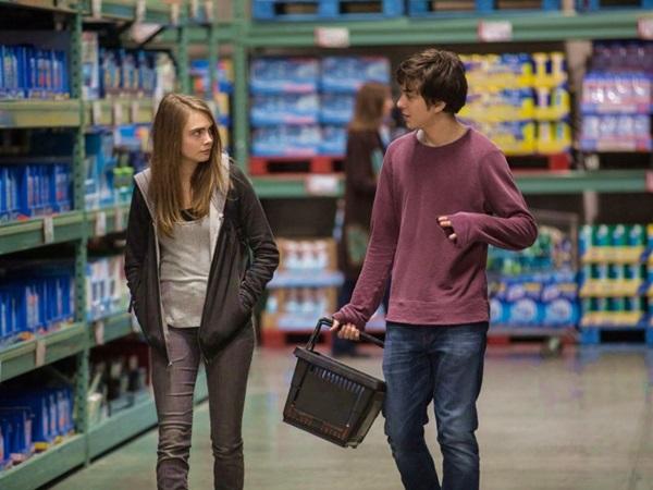 'Cidades de papel' é o primeiro da sequência inspirada em John Green (Fox/Divulgação)