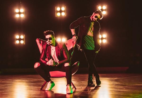 Wilian & Marlon apresentam a nova música de trabalho 'Segue o baile' (Camaleo/Divulgação)