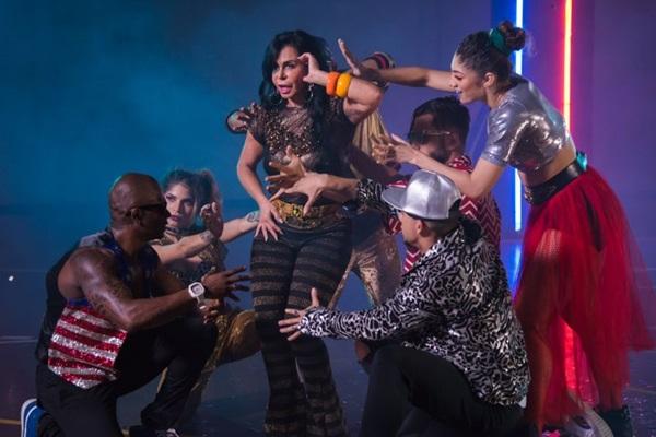 Gretchen estará em Brasília celebrando o sucesso do clipe de Katy Perry (Natalia Abreu/Divulgação)