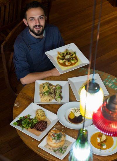 Rafael Urdaneda, novidade no restaurante Casa de Madeira (André Zimmerer/Divulgacao)