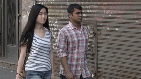 Uma chinesa e um indiano esbarram em questões culturais ao se relacionarem na Argentina (Internet/Divulgação)