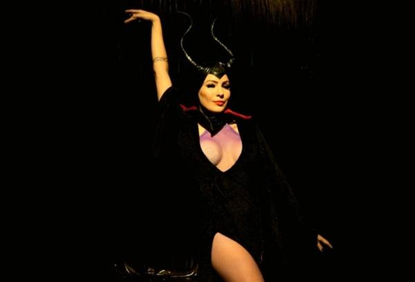Na versão Fantastique, dançarinas apimentam  (Victor Garcia/Divulgação)