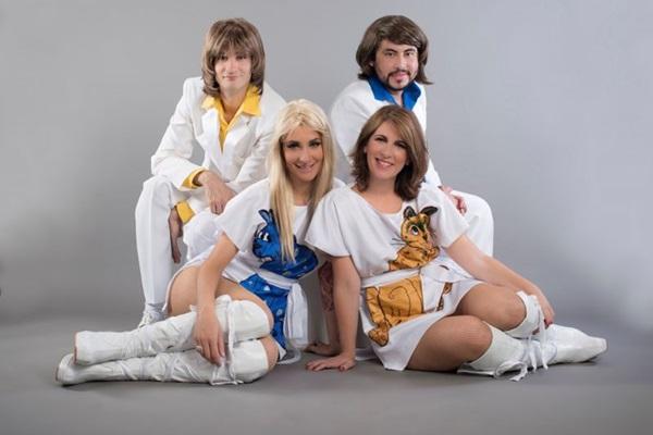 Espetáculo ABBA mamma mia - The tribute show está cumprindo turnê pela América do Sul  (cmnddevip.com.br/Reproducao)