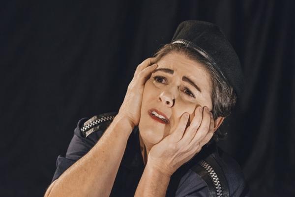 Janette Dornelas é uma das protagonistas de Fidelio, única ópera escrita por Beethoven  (Cristiano Costa/Sesc DF/Divulgação)