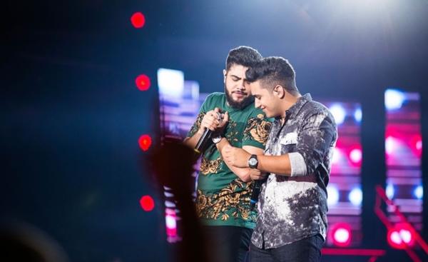 'Aquela pessoa' é um dos sucessos de Henrique & Juliano  (Mauricio Antonio/Divulgação)