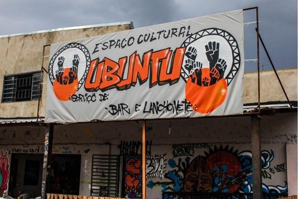 Espaço Ubuntu recebe a festa #FicaUbuntu neste sábado, no Recanto das Emas (Arthur Menescal/Esp. CB/D.A Press)