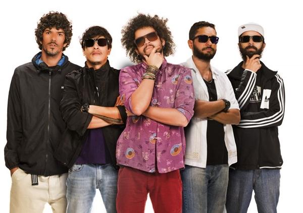 A banda brasiliense Jah Live é uma das atrações da noite  (Rodrigo Carletti/Divulgação)