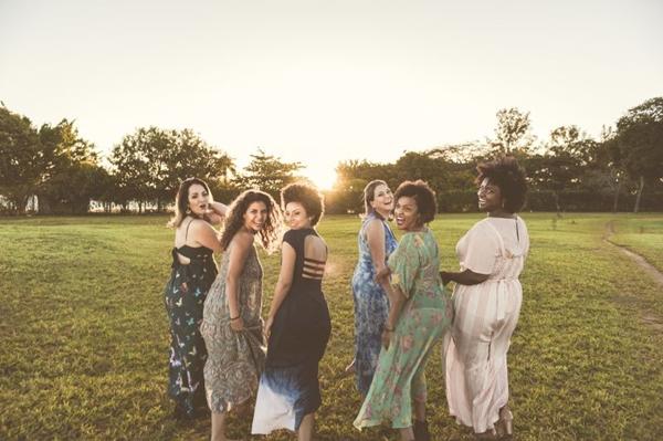 Musical fala sobre o amor entre mulheres e discute liberdade e sexismo  (Diego Bresani/Divulgação)