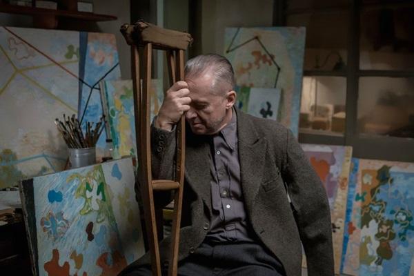 O longa 'Afterimage' mostra trajetória de artista plástico deficiente físico (Reprodução/Internet)