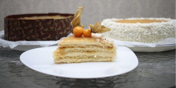 Na Oficina de Tortas, o cupuaçu aparece nas tortas Garantida e Caprichosa (Ana Rayssa/Esp. CB/D.A Press)