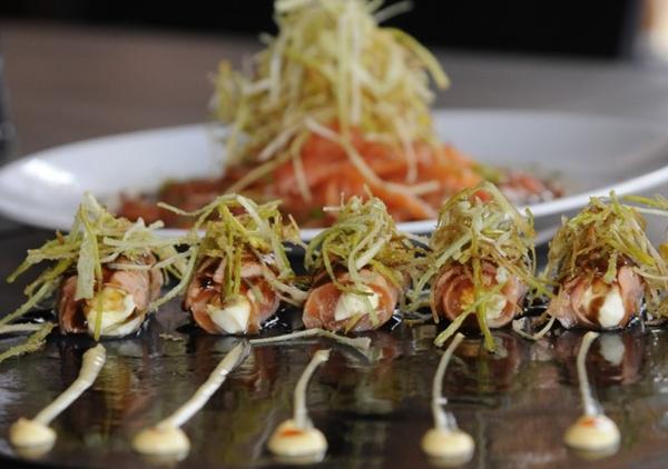 Shoio oferece sushi fresco em ambiente descolado (Ed Alves/CB/D.A Press)